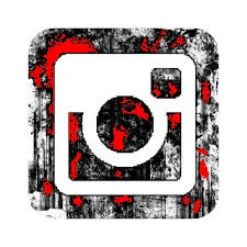 instagram grunge icon