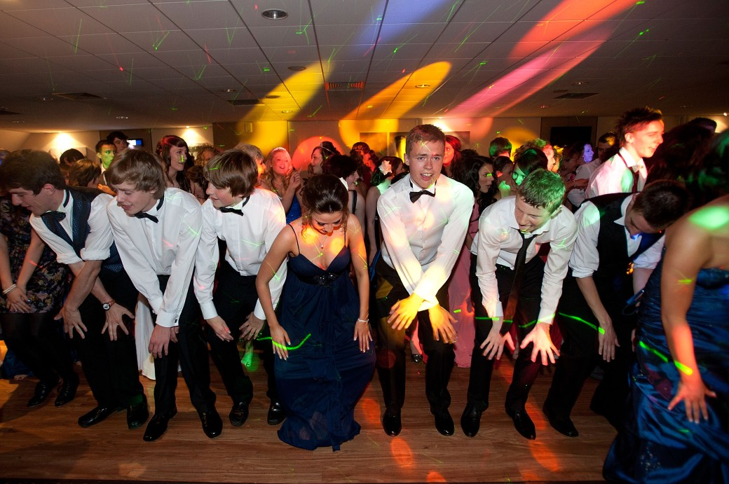Prom School Events DJ Service